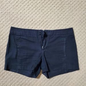 Black GAP shorts